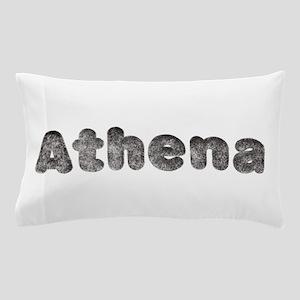 Athena Wolf Pillow Case