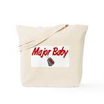 USCG Major Baby  Tote Bag