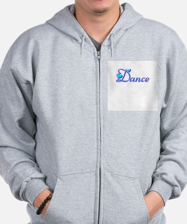 T-Shirt Center 10x10 Dance2.png Zip Hoodie