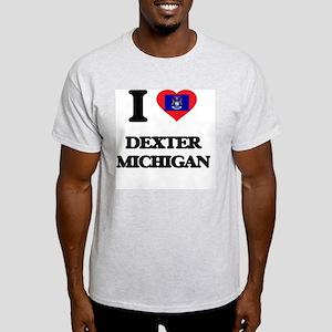 I love Dexter Michigan T-Shirt