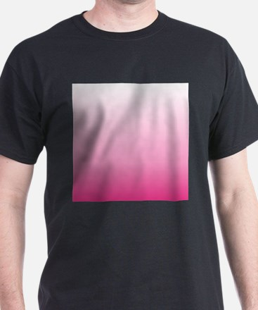 ombre hot pink T-Shirt