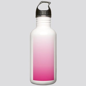 ombre hot pink Stainless Water Bottle 1.0L