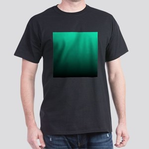 ombre green T-Shirt