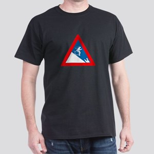 Beware of Crocodiles - South Africa Dark T-Shirt