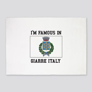 Famous In Giarre 5'x7'Area Rug