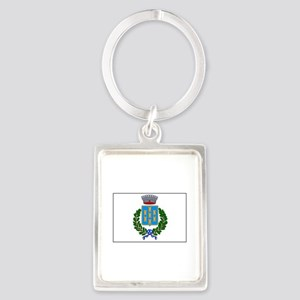 Giarre Italy Flag Keychains