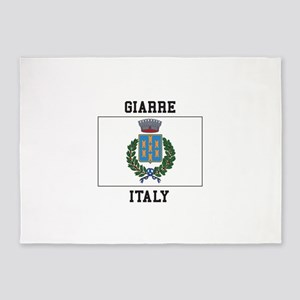Giarre Italy 5'x7'Area Rug