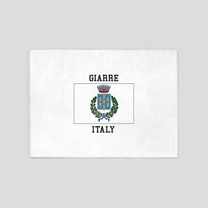 Giarre Italy 5'x7'Area Rug