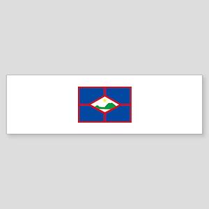 Saint Eustatius Bumper Sticker