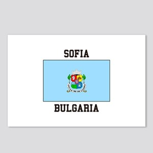 Sofia Bulgaria Postcards (Package of 8)