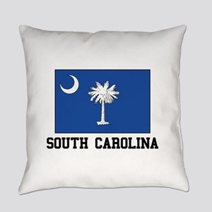 South Carolina Everyday Pillow