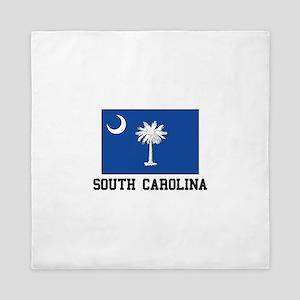 South Carolina Queen Duvet