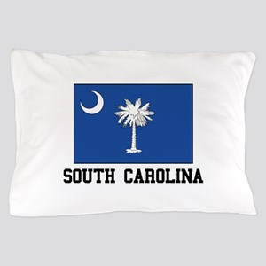 South Carolina Pillow Case