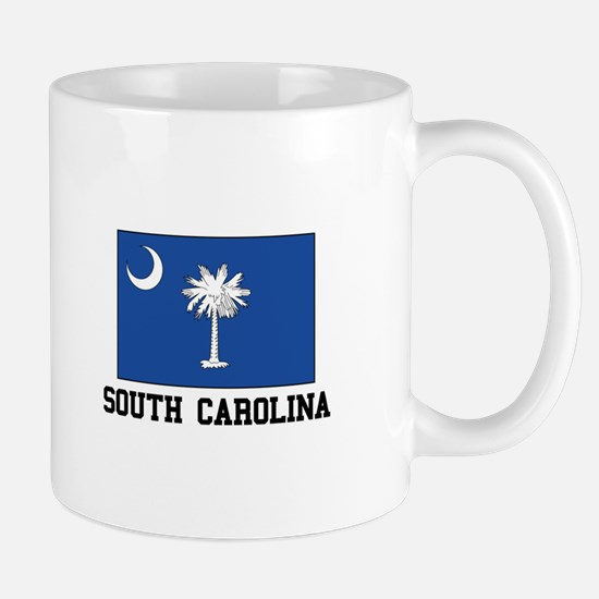 South Carolina Mugs