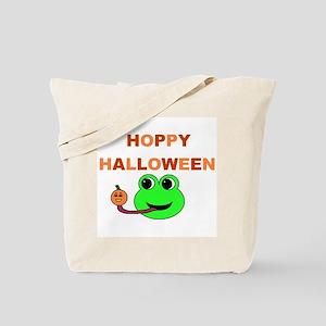HOPPY HALLOWEEN Tote Bag