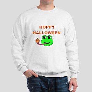 HOPPY HALLOWEEN Sweatshirt