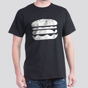 Burger Dark T-Shirt