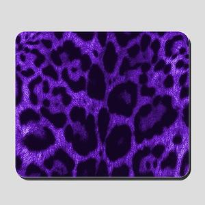 Purple Jaguar Mousepad