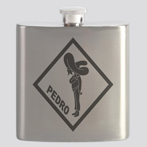 PEDRO Patch (B) Flask