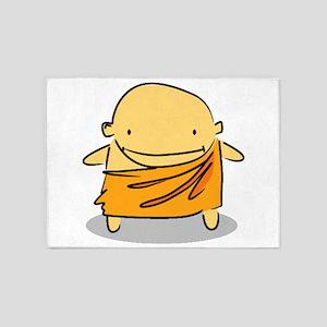 Lil Buddha 5'x7'Area Rug