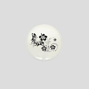 FLOWERS & BF 30 Mini Button