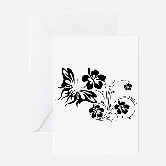 FLOWERS & BF 30 Greeting Cards (Pk of 10)
