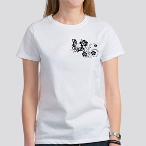 FLOWERS & BF 30 Women's T-Shirt