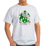 Stockton Family Crest Light T-Shirt