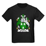 Stockton Family Crest Kids Dark T-Shirt