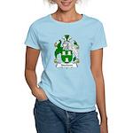 Stockton Family Crest Women's Light T-Shirt