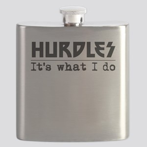 Hurdles Its What I Do Flask