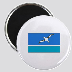 Midway Islands Flag Magnets