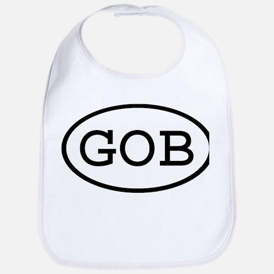 GOB Oval Bib