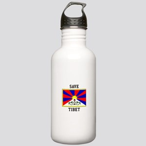Save Tibet Water Bottle