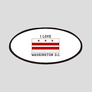 I Love Washington D. C. Patch