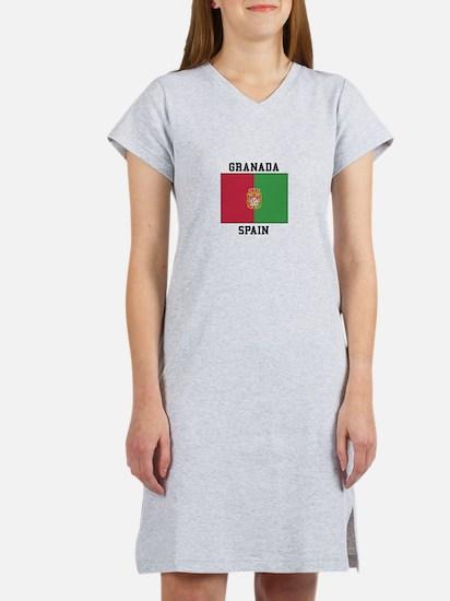 Granada Spain Women's Nightshirt