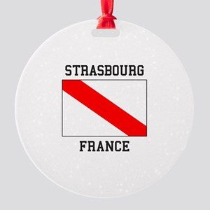 Strasbourg, France Ornament
