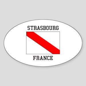 Strasbourg, France Sticker