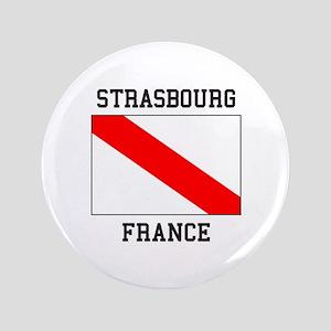 Strasbourg, France Button