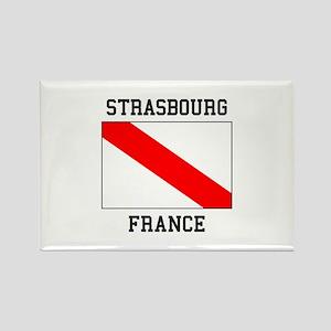 Strasbourg, France Magnets