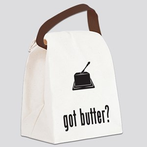 Butter Canvas Lunch Bag