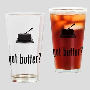 Butter Drinking Glass