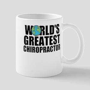 World's Greatest Chiropractor Mugs