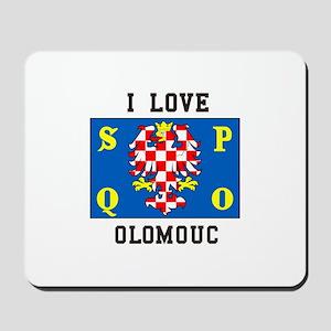I Love Olomouc Mousepad