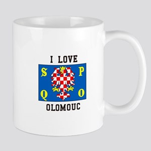 I Love Olomouc Mugs