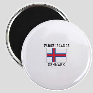 Faroe Islands Denmark Magnets
