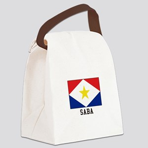 SABA Canvas Lunch Bag