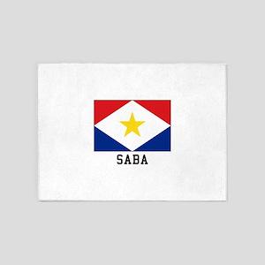 SABA 5'x7'Area Rug