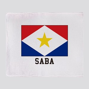 SABA Throw Blanket