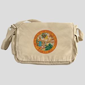 Florida State Seal Messenger Bag